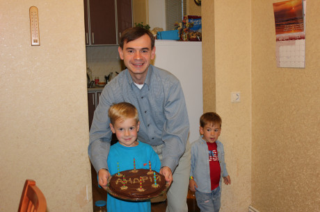 Happy Birthday, Andriy!