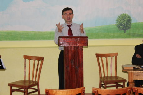 """Preaching on """"The Essence of the Christian Life"""""""